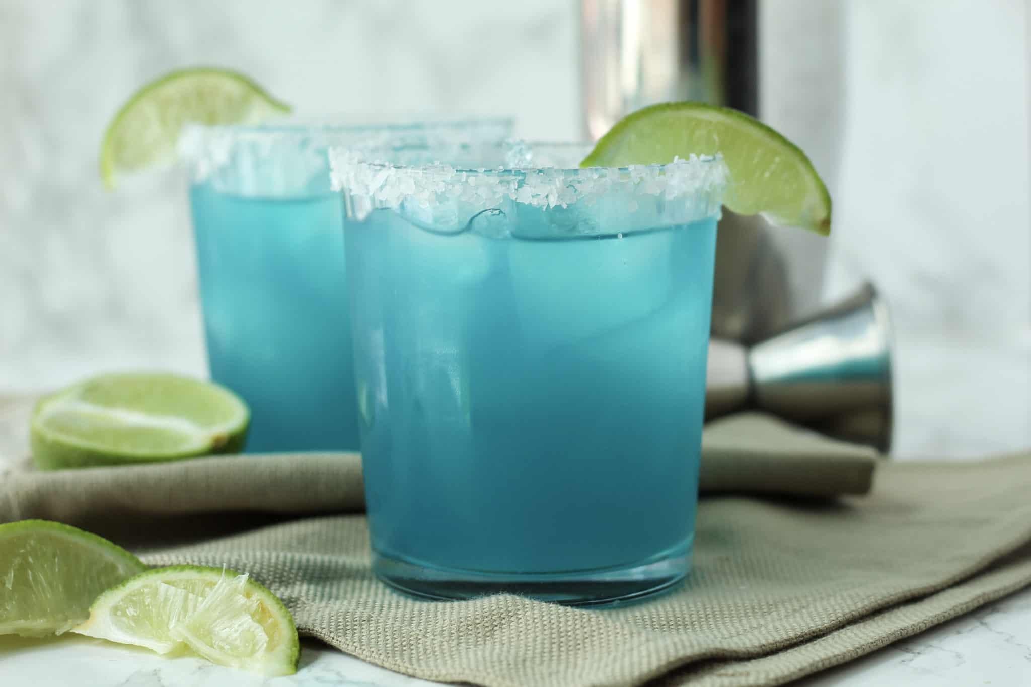 A blue Margarita