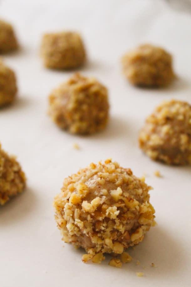 Classic Thumbprint Cookies (gluten-free, refined sugar-free)