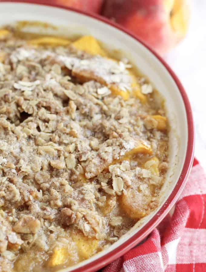 Pan of crisp